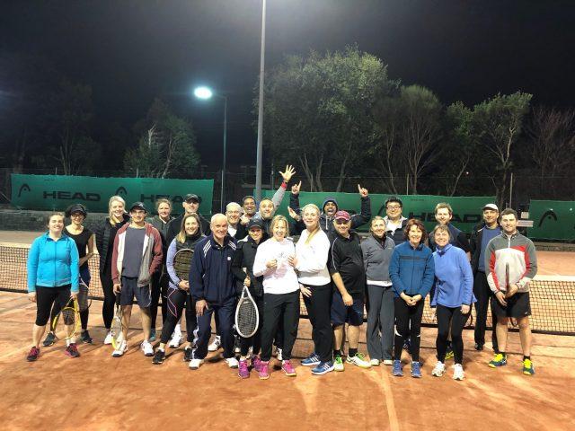 FAST4 Matchplay Box Hill Tennis Club